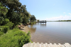 water access in Ormond Beach luxury home